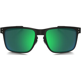 Oakley Holbrook Metal Glasses matte black/jade iridium